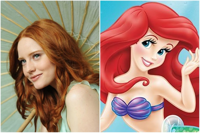 15_Models_Who_Look_Exactly_Like_Disney_Princesses_9