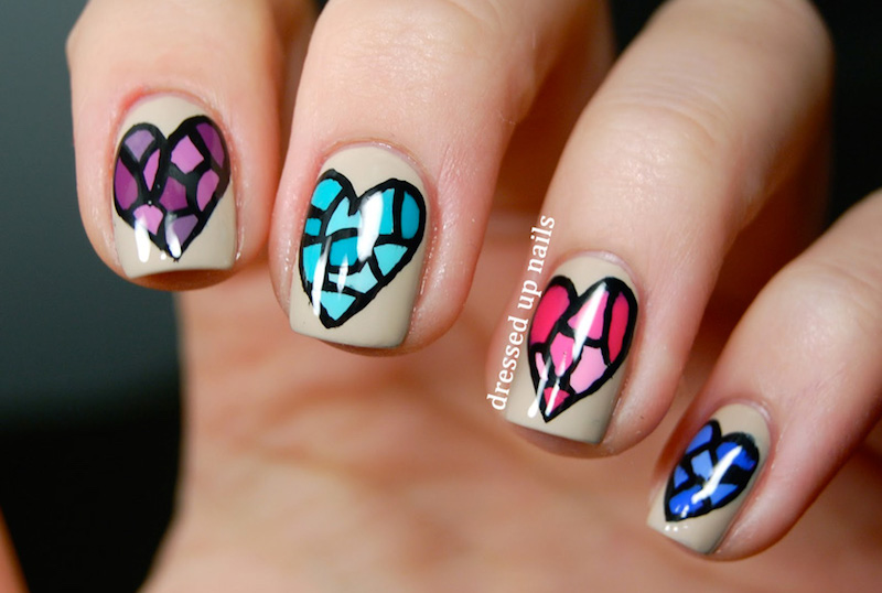 15_So-Pretty_Nail_Art_Designs_for_Valentine's_Day_2