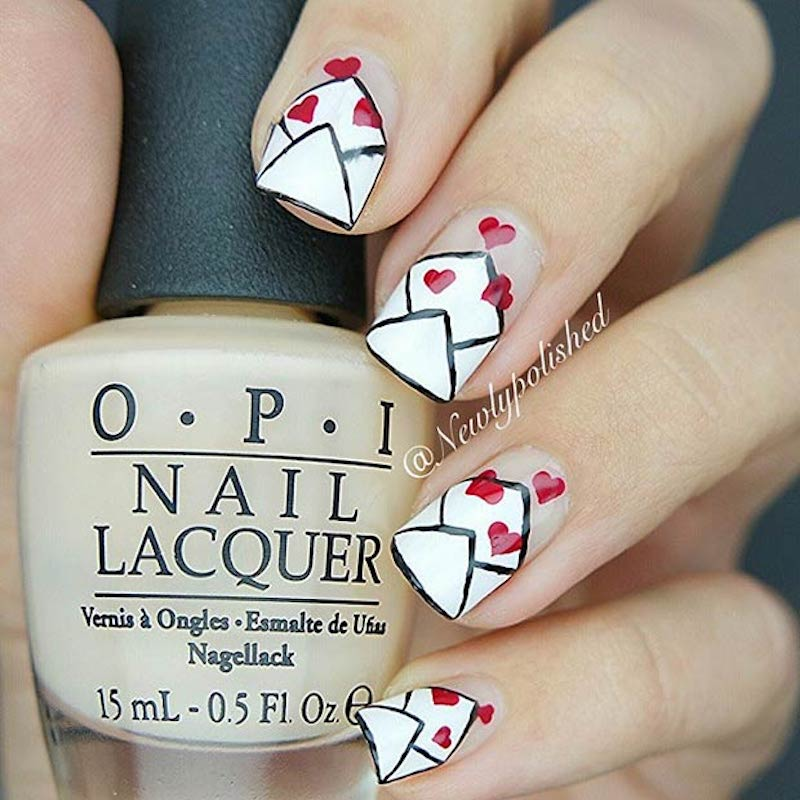 15_So-Pretty_Nail_Art_Designs_for_Valentine's_Day_3