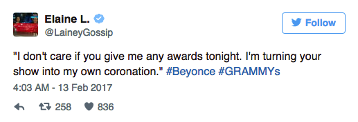 Best_Tweets_About_Beyoncé's_Grammys_Performance_12