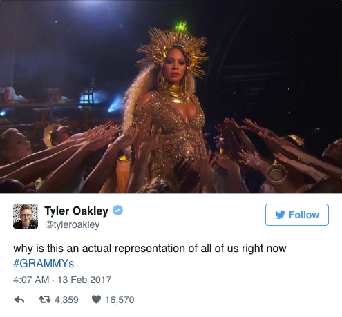Best_Tweets_About_Beyoncé's_Grammys_Performance_8