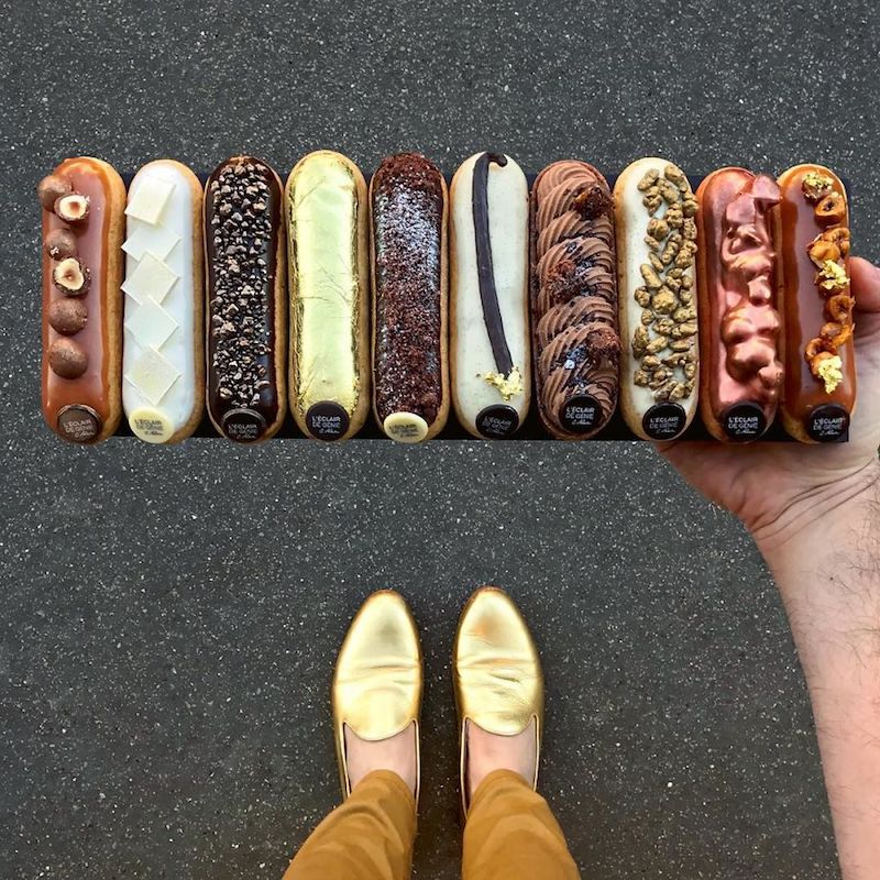 The_Craziest_Parisian_Desserts_Matched_With_Men_Shoes_12