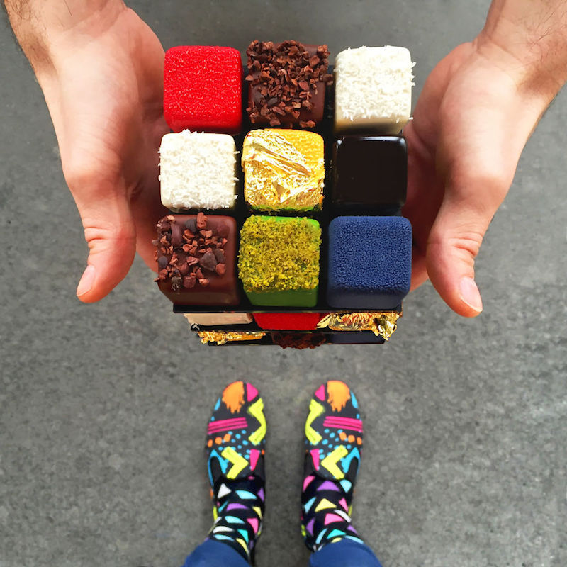 The_Craziest_Parisian_Desserts_Matched_With_Men_Shoes_9