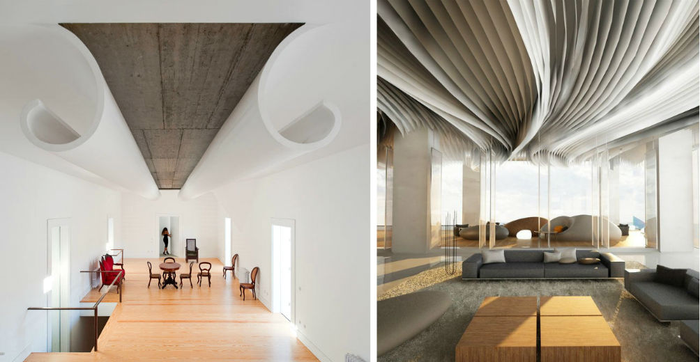 10 Most Impressive House Ceiling Designs Her Beauty