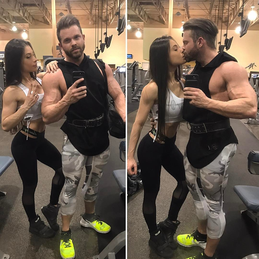 The 7 Fittest Couples on Instagram Share Their Top Relationship Tips