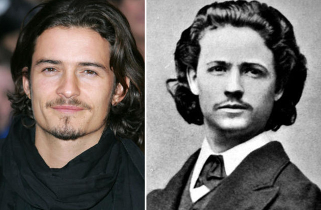 Celebrity Doppelgangers From History - Gallery | eBaum's World