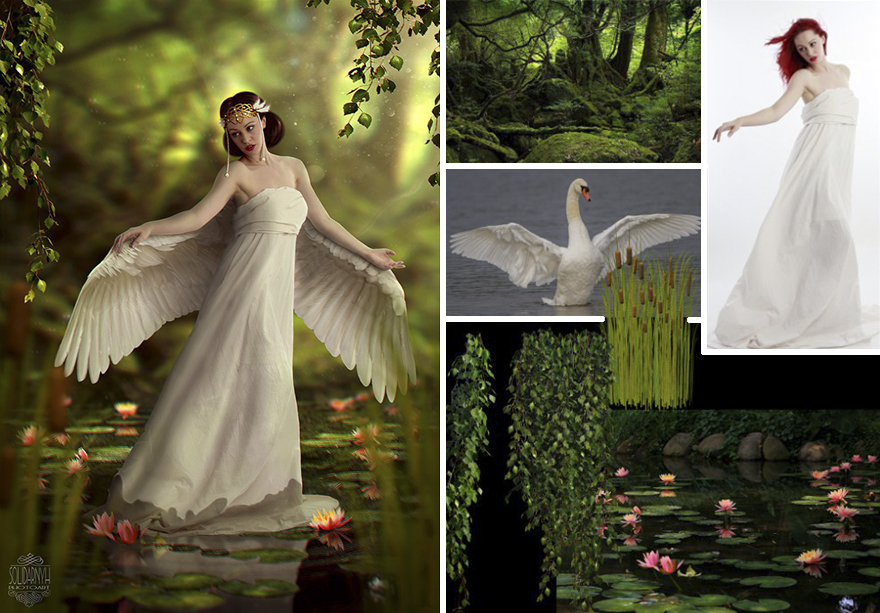 4_This Ukranian Artist Uses Photoshop To Make Gorgeous Fairytale Images