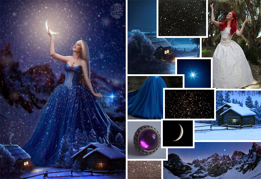 6_This Ukranian Artist Uses Photoshop To Make Gorgeous Fairytale Images