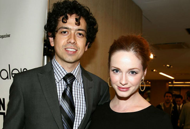 11-celebrity-couples-that-we-never-saw-coming-geoffrey-arend-christina-hendricks