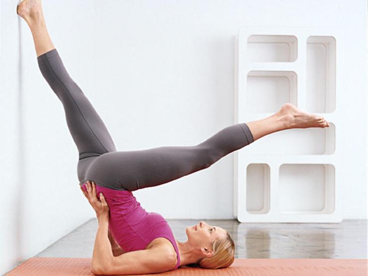 Фитнес дома для красивой фигуры и похудения