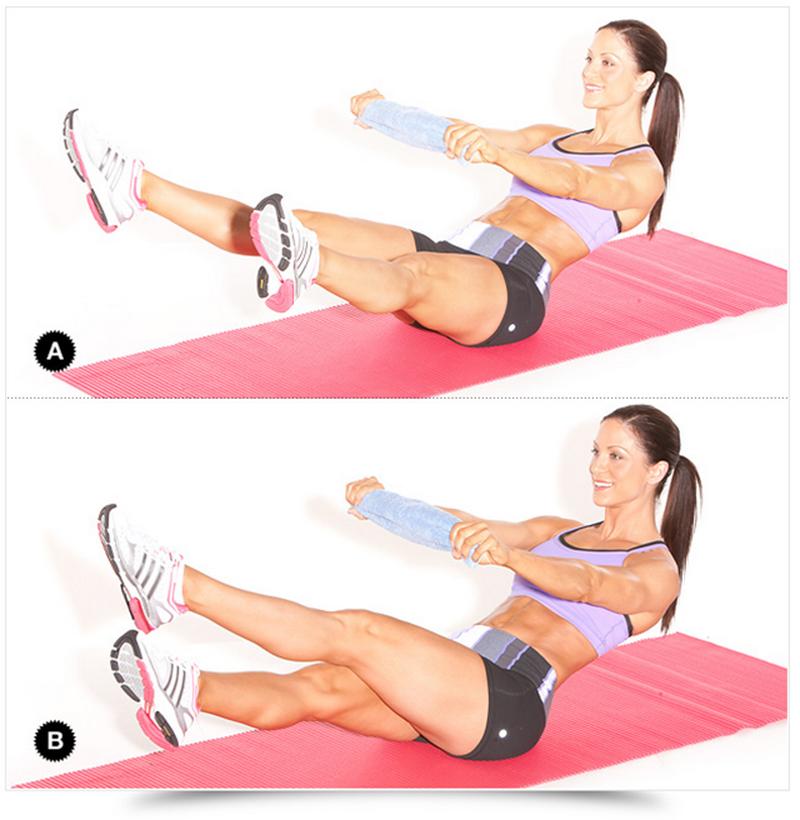 Качать Нижний Пресс Для Похудения Живота. Эффективные упражнения на нижний пресс для девушек — ТОП 5