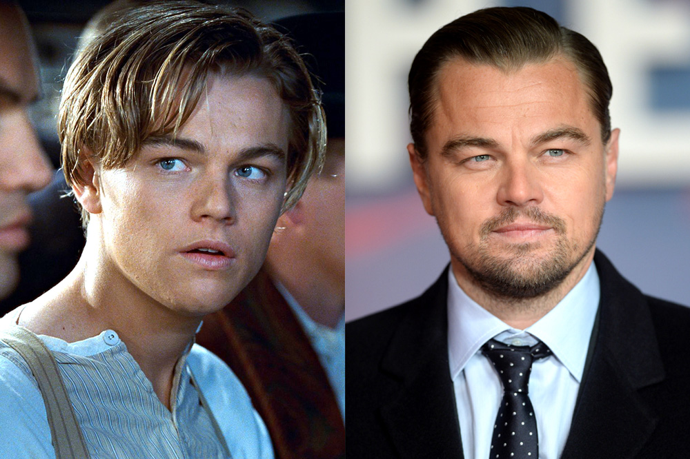 Then & Now: The Cast Of 'Titanic' 20 Years Later