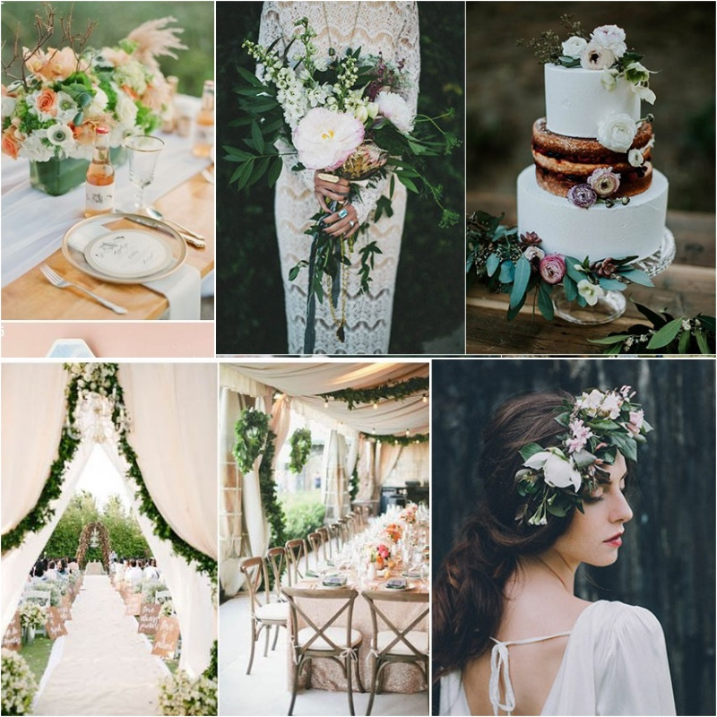 The Best Wedding Color Themes For Fall Soul Post