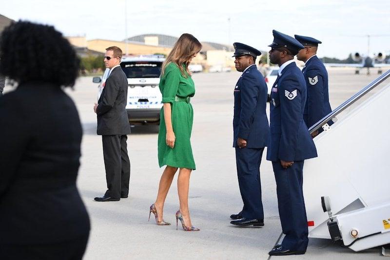Los 10 Estilos más Caros de Melania Trump de los que la Gente Todavía Habla #2 | Her Beauty