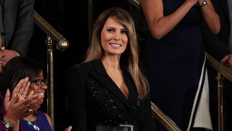 Los 10 Estilos más Caros de Melania Trump de los que la Gente Todavía Habla #4 | Her Beauty