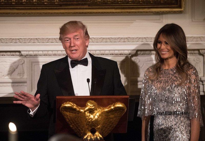 Los 10 Estilos más Caros de Melania Trump de los que la Gente Todavía Habla | Her Beauty