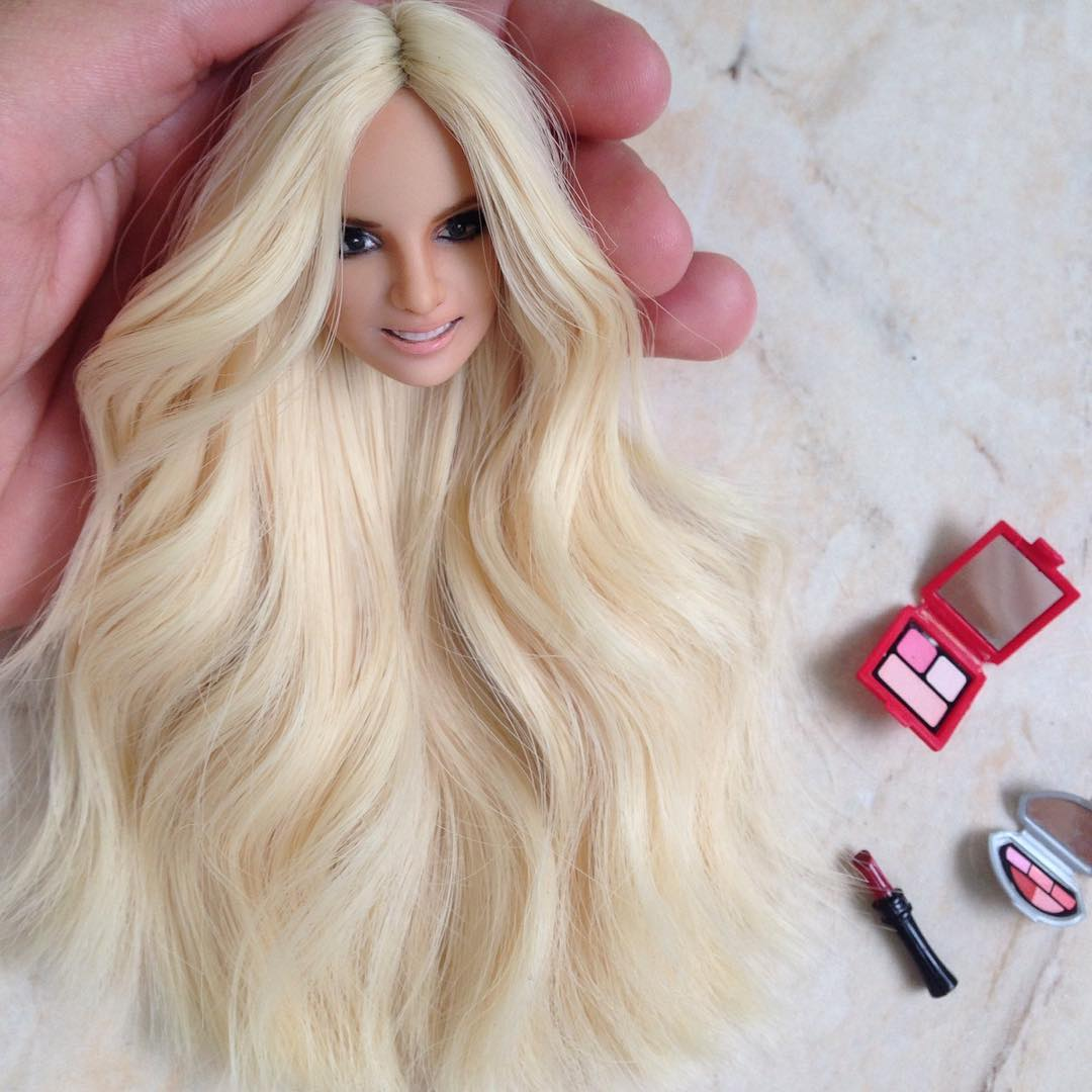 This Man Creates Realistic Dolls With Hair That Looks Better Than Yours Her Beauty