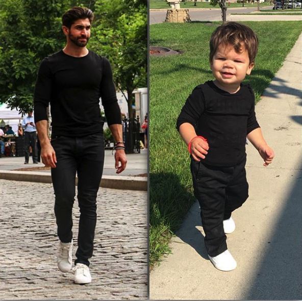 #WhoWoreItBetter: 12 Pictures Of Baby Vs Model #3 | Her Beauty