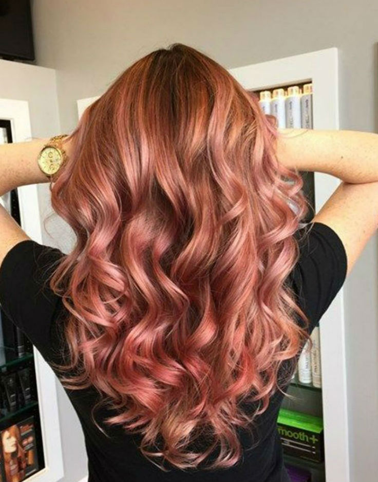 Gorgeous Hair Color Trends You\'ll See Everywhere in 2018 | Her Beauty