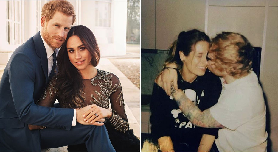 The cutest celebrity engagement announcements of the year ...