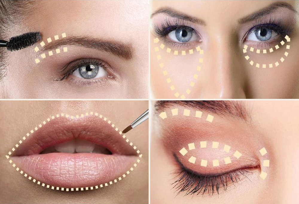fbfce35aeb 8 Tips On How To Do A Perfect Natural Makeup - Msaidizi Blog.