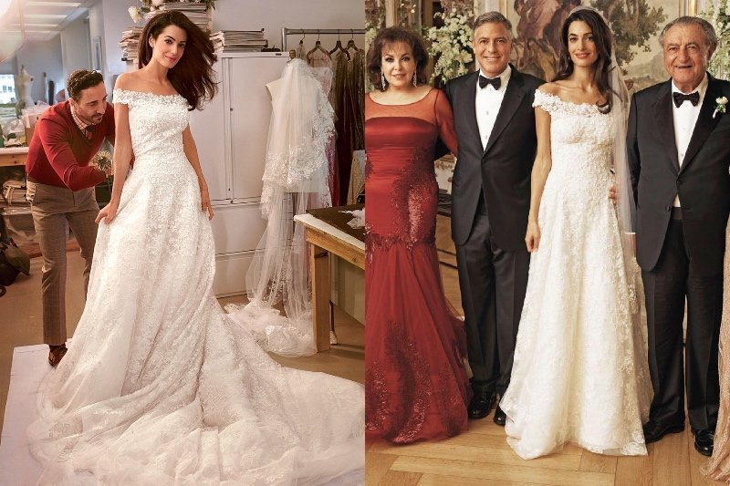 Ten Most Expensive Celebrity Wedding Dresses - usaremedy