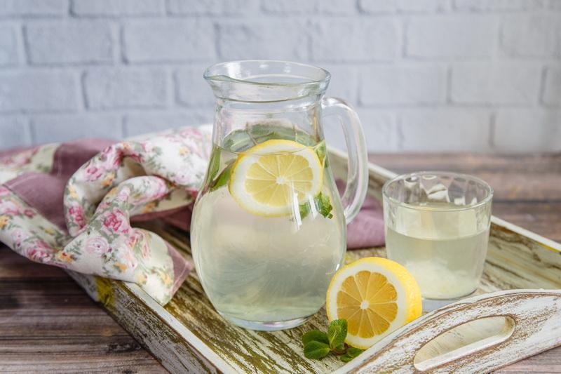 Домашний лимонад для похудения