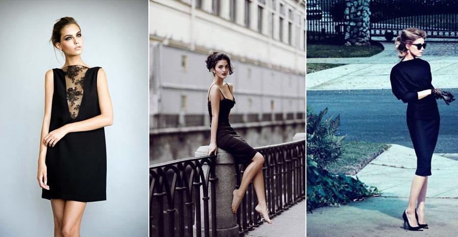 Cea mai bună: Rochie mică și neagră | 12 Dintre Cele Mai Bune și Rele Tendințe  de Modă din Toate Timpurile | Her Beauty