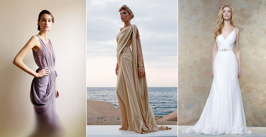 Cea mai bună: Haina grecească | 12 Dintre Cele Mai Bune și Rele Tendințe  de Modă din Toate Timpurile | Her Beauty