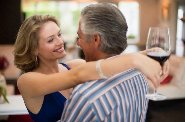 Benefits of dating an old man