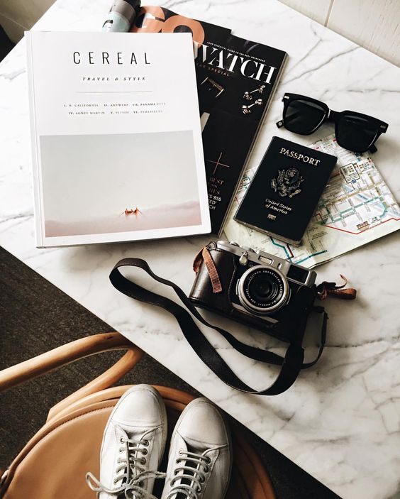 10 Things to Pack When You Travel | Her Beauty