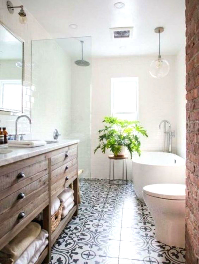 space saving hacks that will make your bathroom look big 010 - Best Bathroom Space Saving Ideas For Your Small Bathroom