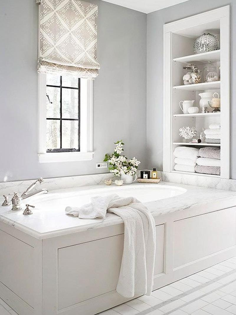 space saving hacks that will make your bathroom look big 02 - Best Bathroom Space Saving Ideas For Your Small Bathroom