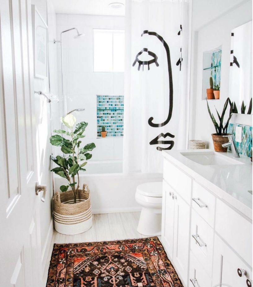 space saving hacks that will make your bathroom look big 041 - Best Bathroom Space Saving Ideas For Your Small Bathroom