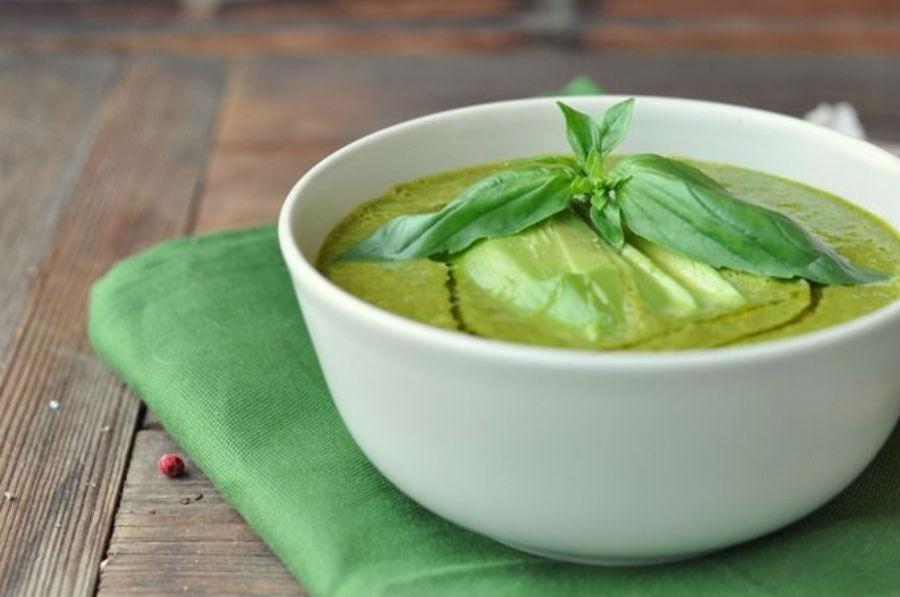 Холодный суп пюре из авокадо | HerBeauty