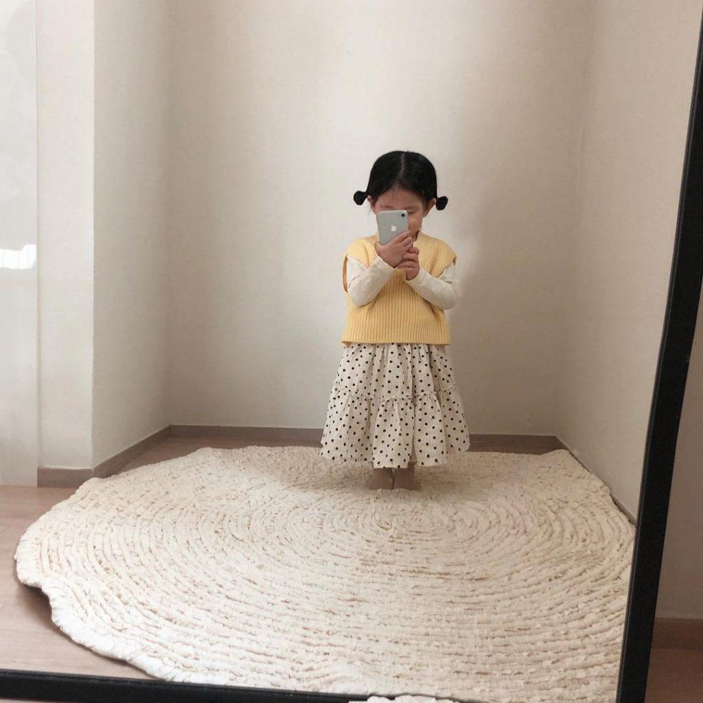 """Cô bé với những bức ảnh """"selfies"""" đậm chất thời trang đáng yêu #9   Her Beauty"""