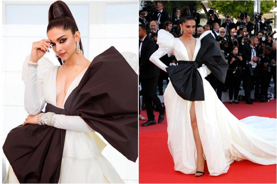 Deepika Padukone at Cannes 2019 | HerBeauty