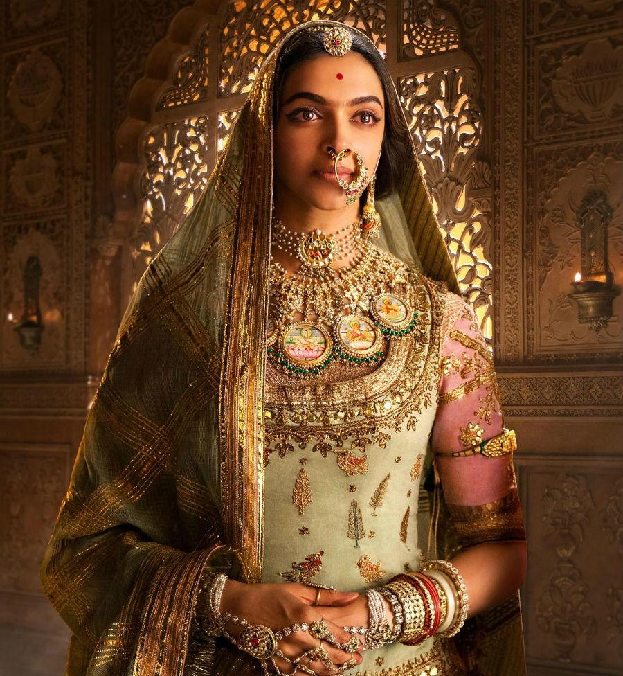 Deepika Padukone as Rani Padmini | HerBeauty