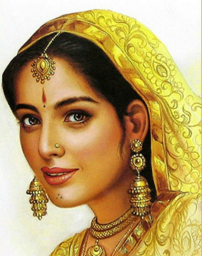 रानी पद्मिनी   | भारतीय इतिहास की उच्च श्रेणी की 7 रमणीय राजकुमारियाँ | Her Beauty