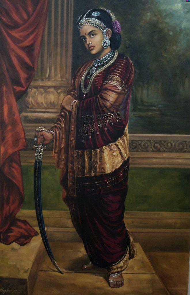 रानी लक्ष्मी बाई | भारतीय इतिहास की उच्च श्रेणी की 7 रमणीय राजकुमारियाँ | Her Beauty