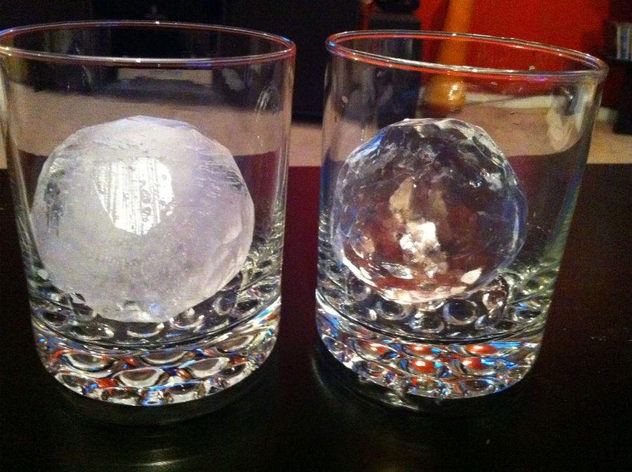 Кристально чистые кубики льда | 10 лайфхаков, которые превратят вас в гуру кулинарии | Her Beauty