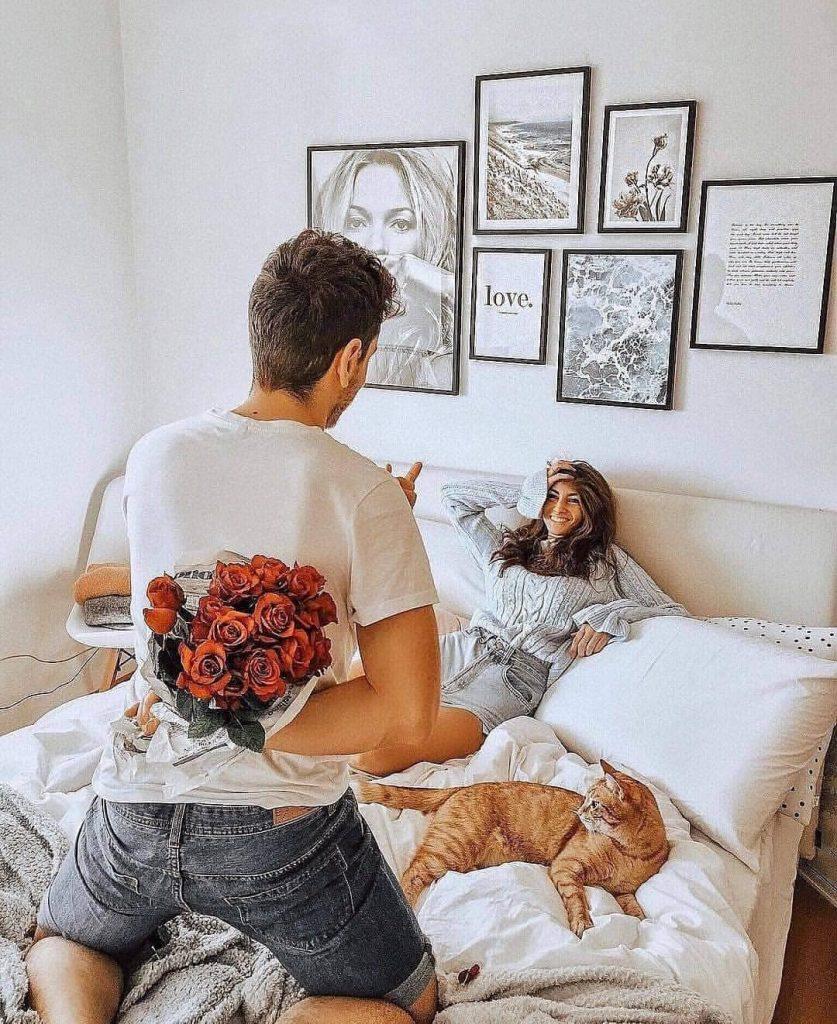 9 признаков того, что мужчина вас по-настоящему любит #1 | HerBeauty