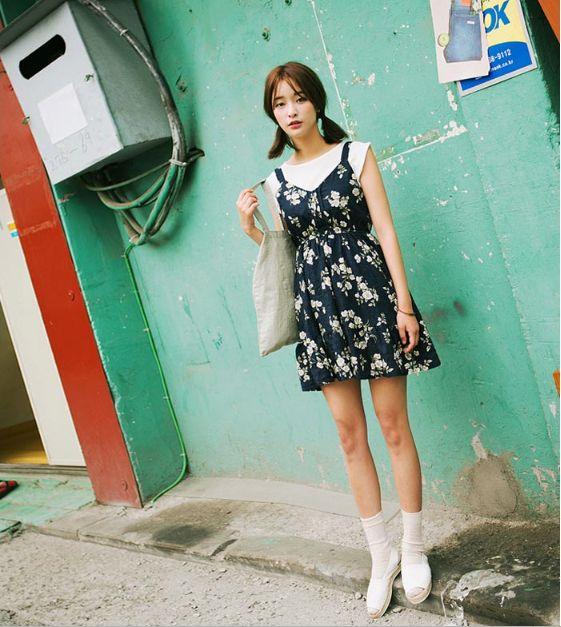 Mặc hai lớp áo | 15 gợi ý phong cách thời trang của phụ nữ Á Đông | Her Beauty