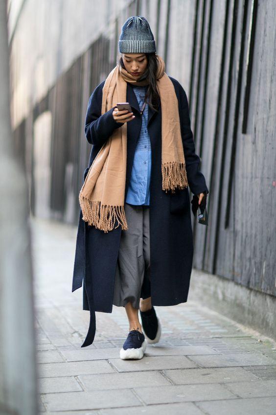 Mặc đồ ngoại cỡ  | 15 gợi ý phong cách thời trang của phụ nữ Á Đông | Her Beauty