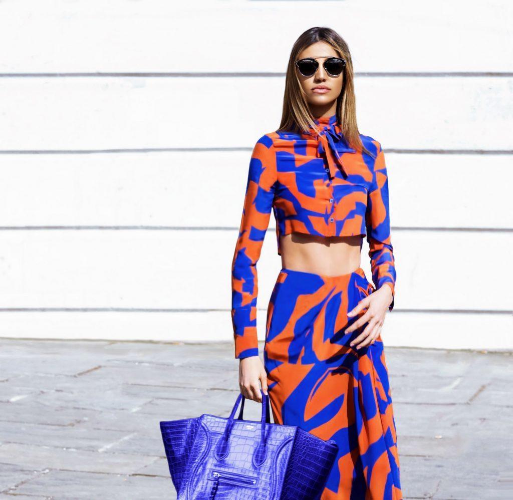 Sử dụng những họa tiết in nổi   #2 | 15 gợi ý phong cách thời trang của phụ nữ Á Đông | Her Beauty