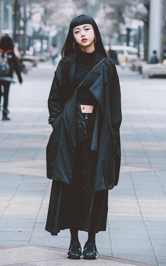 Sáng tạo với các độ dài khác nhau | 15 gợi ý phong cách thời trang của phụ nữ Á Đông | Her Beauty