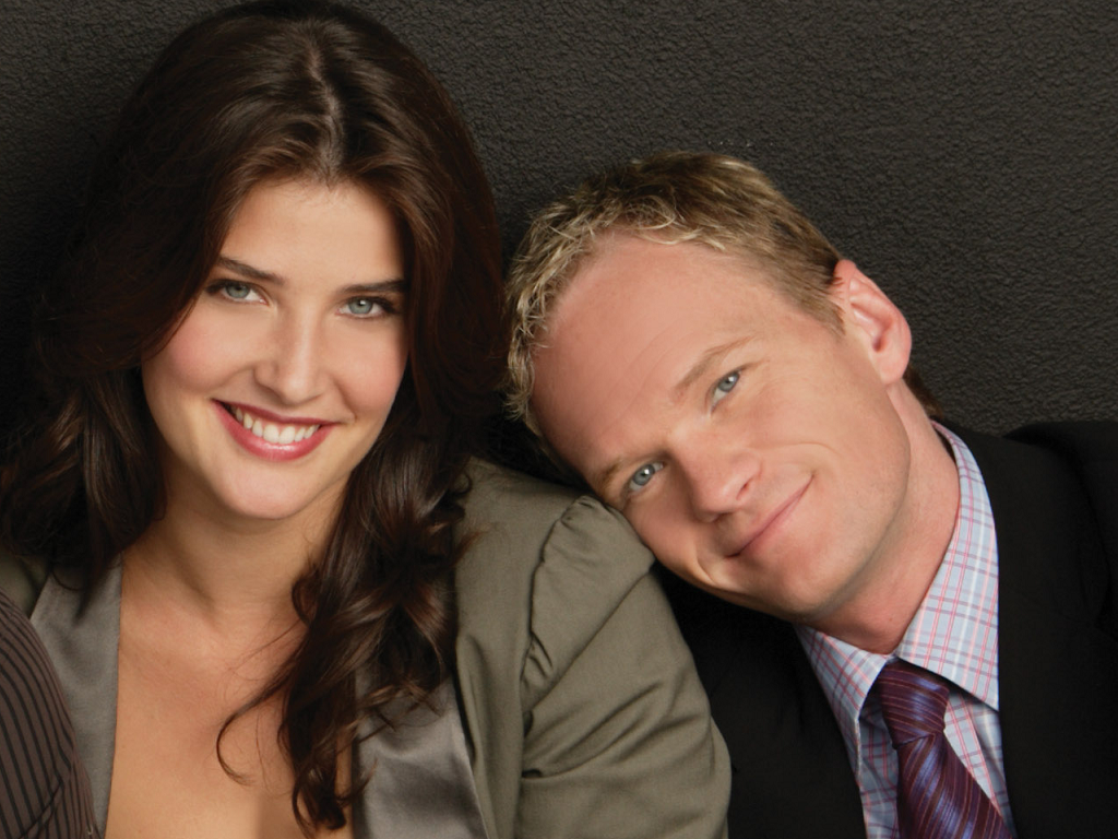 Robin Scherbatsky and Barney Stinson, How I Met Your Mother | Her Beauty