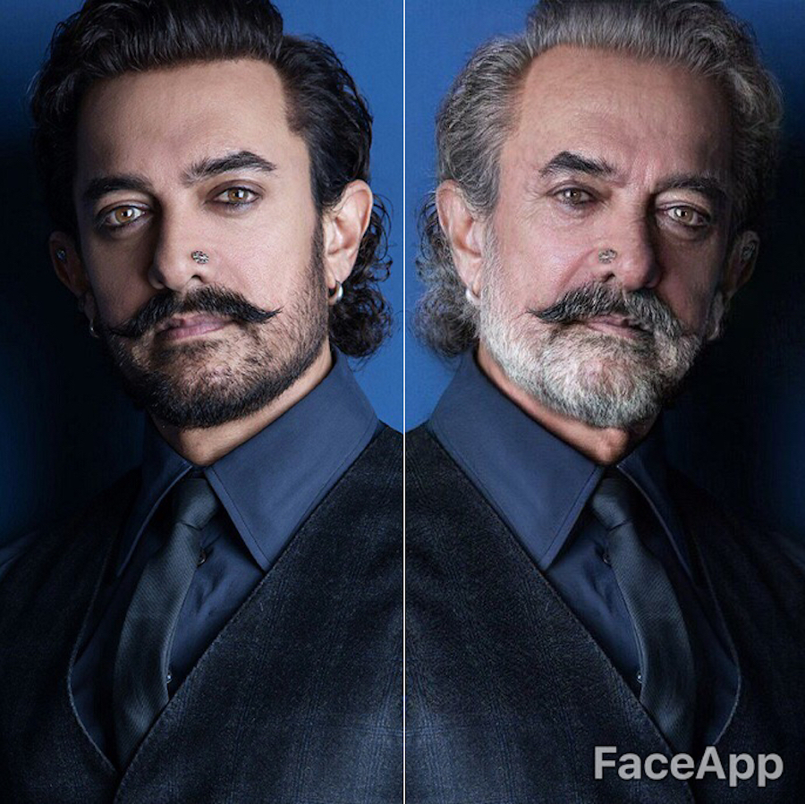 Aamir Khan | What Bollywood Stars Will Look Like When They Grow Old | Her Beauty