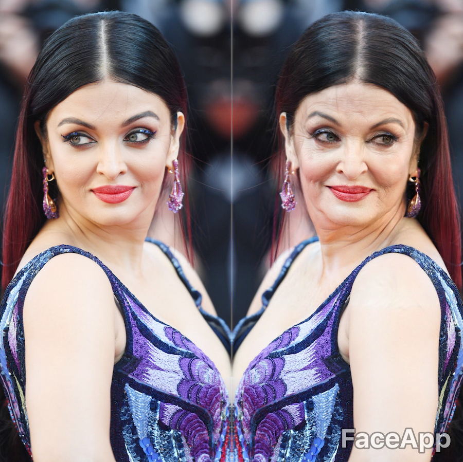 Aishwarya Rai | What Bollywood Stars Will Look Like When They Grow Old | Her Beauty