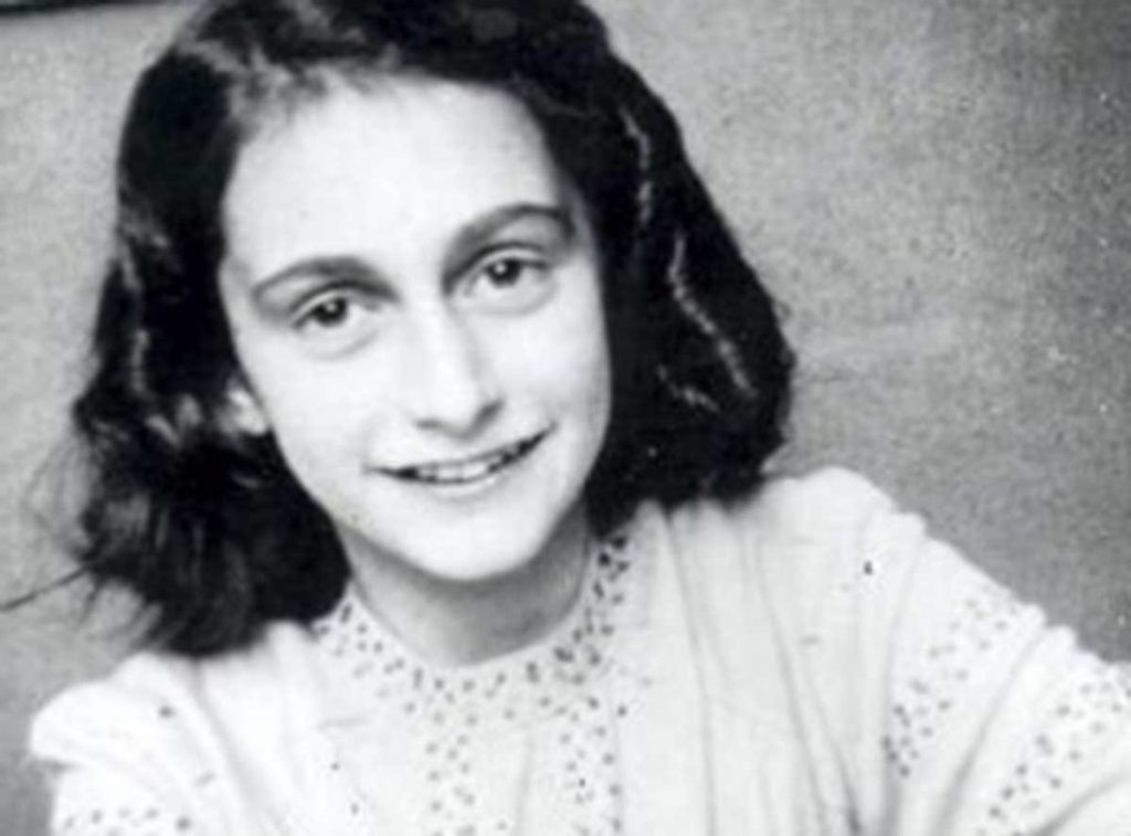 Anne Frank | 10 Most Influential Women in History | Her Beauty
